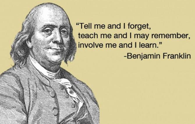 Benjamin Franklin quotes - ThinkExist.com